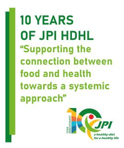 One week till the JPI HDHL conference: view full programme and register now!